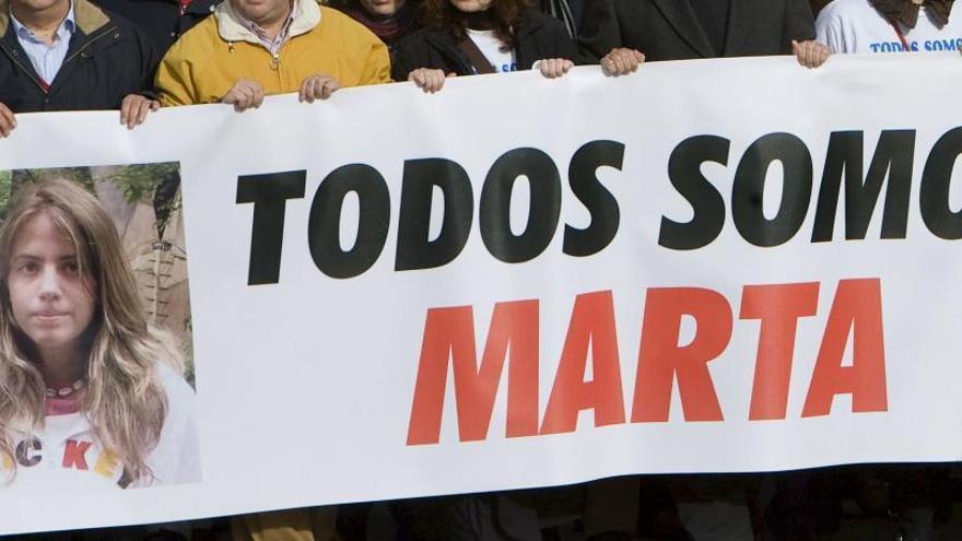 Los padres de Marta del Castillo piden reabrir el caso
