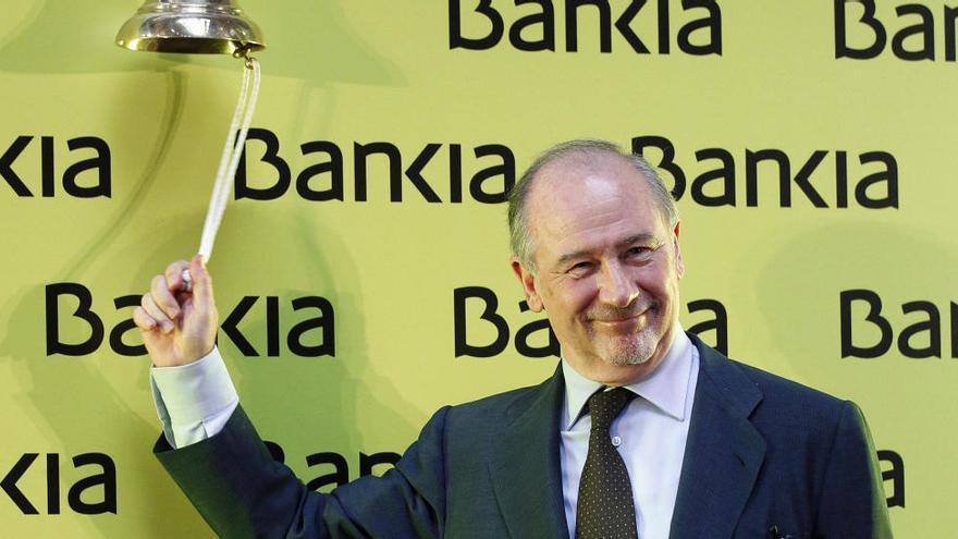 La Fiscalia proposa jutjar Rato per haver cobrat comissions mentre era a Bankia