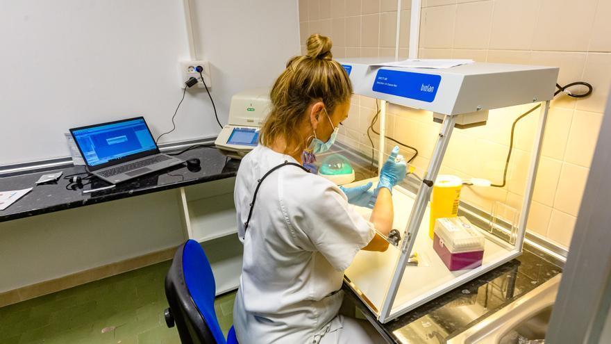 La Vila y Elda reducen de 10 a 2 días la demora de resultados de los tests del virus