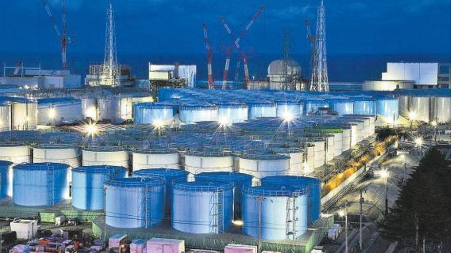 El agua de Fukushima sigue contaminada