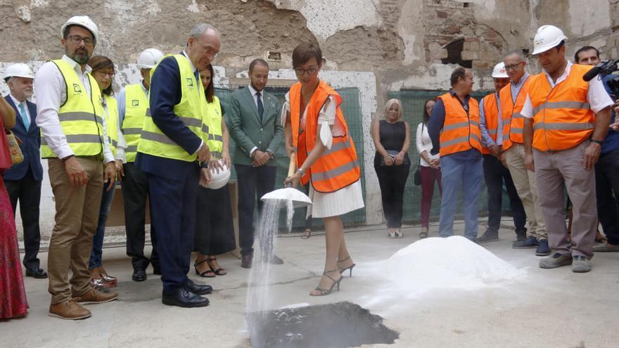 Se inicia la segunda fase de las obras del Convento de San Andrés