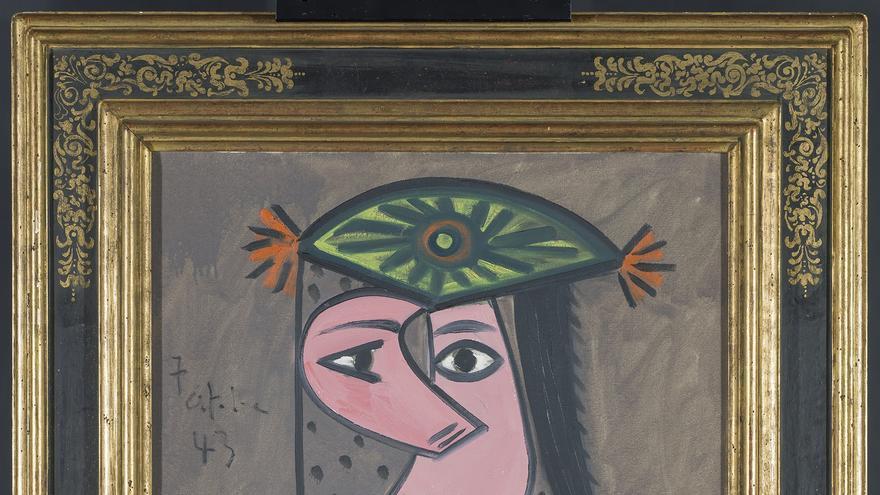 El Museo del Prado acoge una de las obras de Picasso