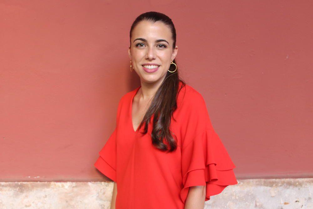 PILAR-SANT FRANCESC. Celia María García Palanca (San Vicente-Periodista Azzati)