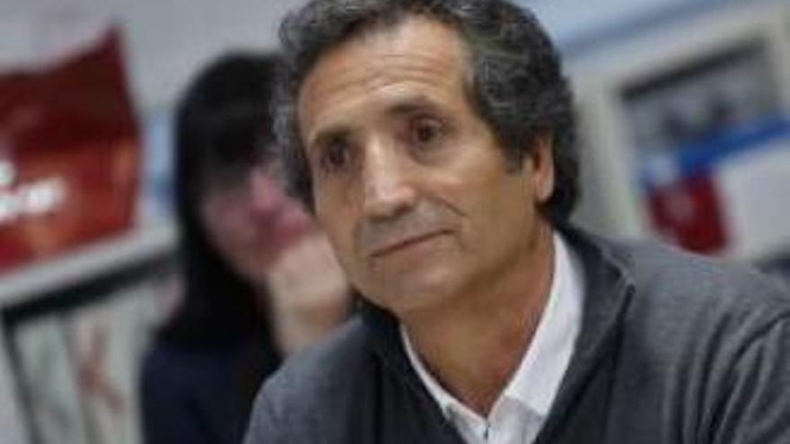 """Andrés G. Bellido: """"Si evitem els insults de  baixa intensitat, com 'Dumbo', no es produirà  mai una agressió física"""""""