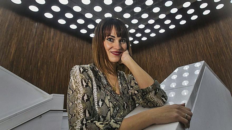 Irene Villa: «Hay gente que está muriendo en vida, que no la mata el 'bicho' pero la mata la soledad»