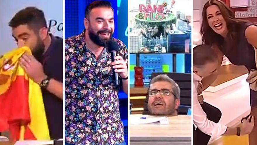 La de Dani Mateo y otras bromas que no hicieron gracia en televisión