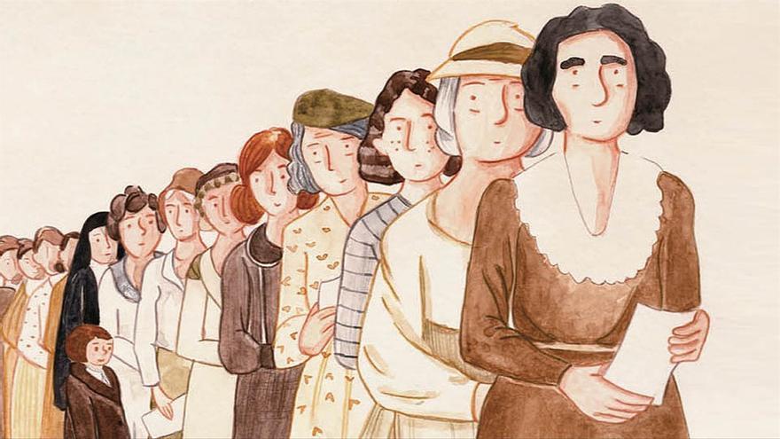 ¿Cómo lograron las mujeres el derecho a voto en España hace justo 90 años?
