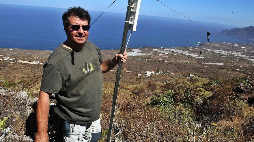 """Joan Martí defiende que """"es posible que se produzca un tsunami en Canarias"""""""