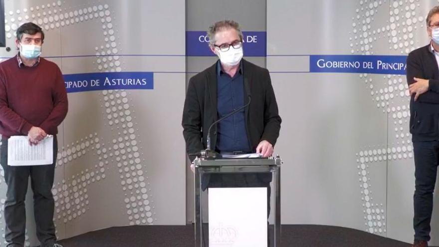 """Salud hace balance de la tercera ola en Asturias: """"Las vacunaciones han evitado 253 muertes en Asturias"""""""
