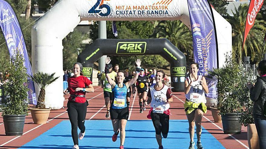 El Garbí activa la 10K en paralelo a la Mitja Marató del 14 de noviembre
