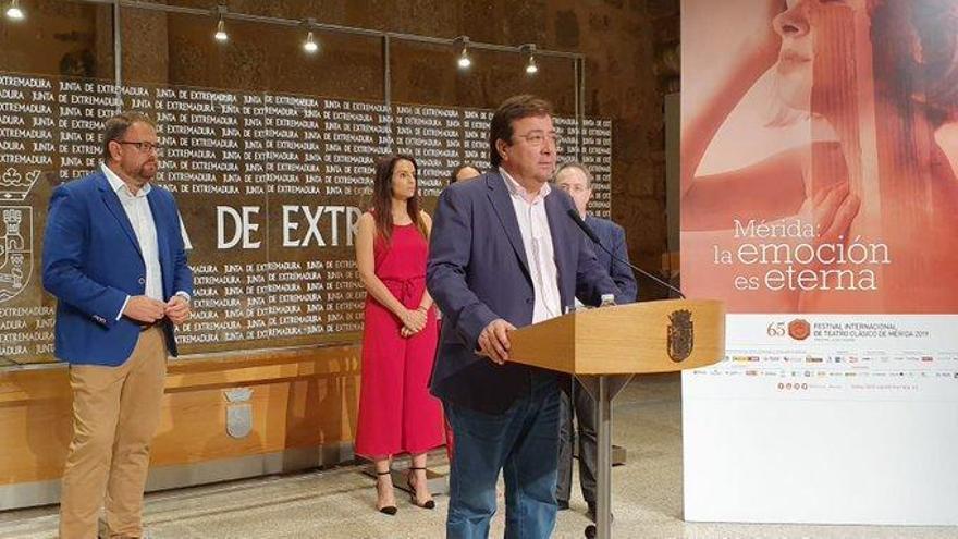 Vara espera que se resuelvan cuanto antes los recursos presentados al festival de Mérida