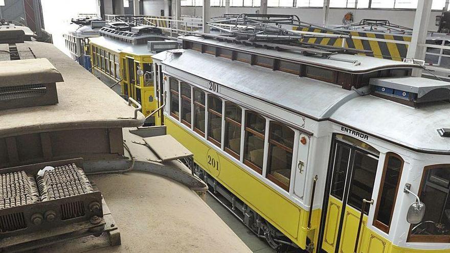 Neue Waggons  aus Galicien für den Sóller-Zug?