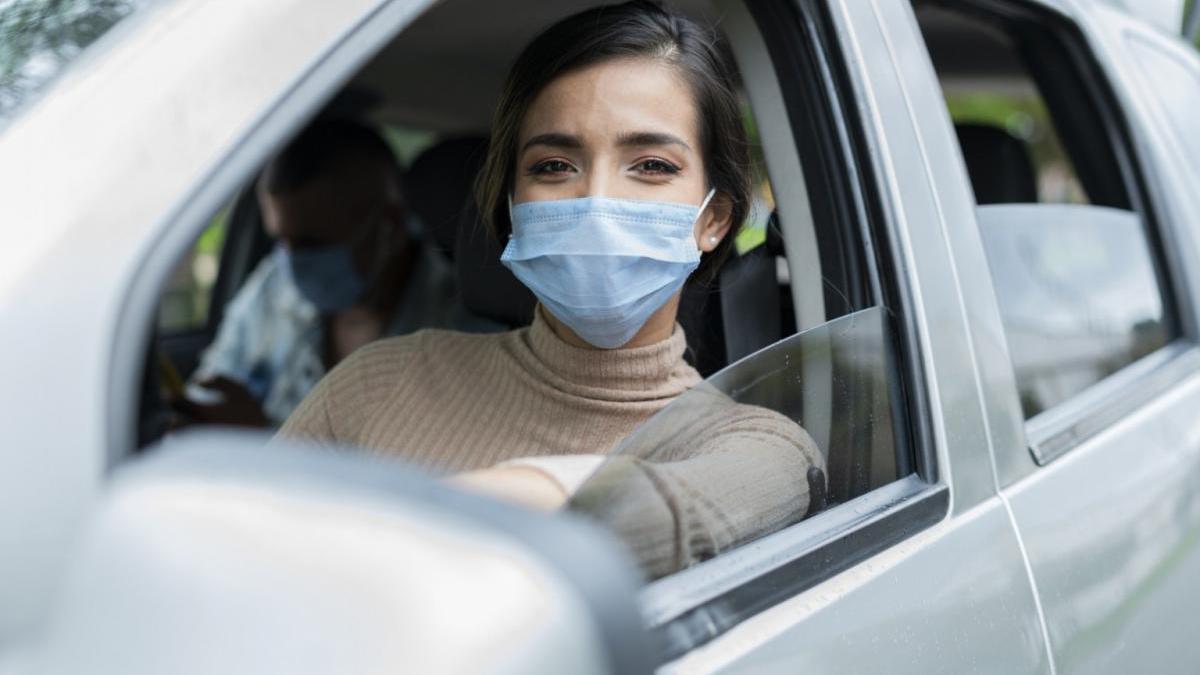Cómo evitar contagios de coronavirus en el coche