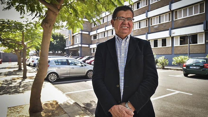 Manuel Lobo: «Hemos sido unos devoradores  de patrimonio histórico»