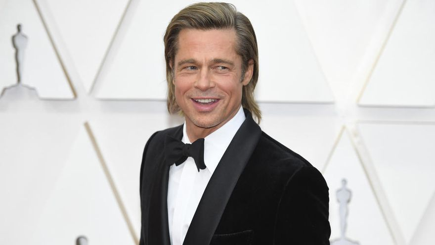 Brad Pitt se retira del cine... temporalmente