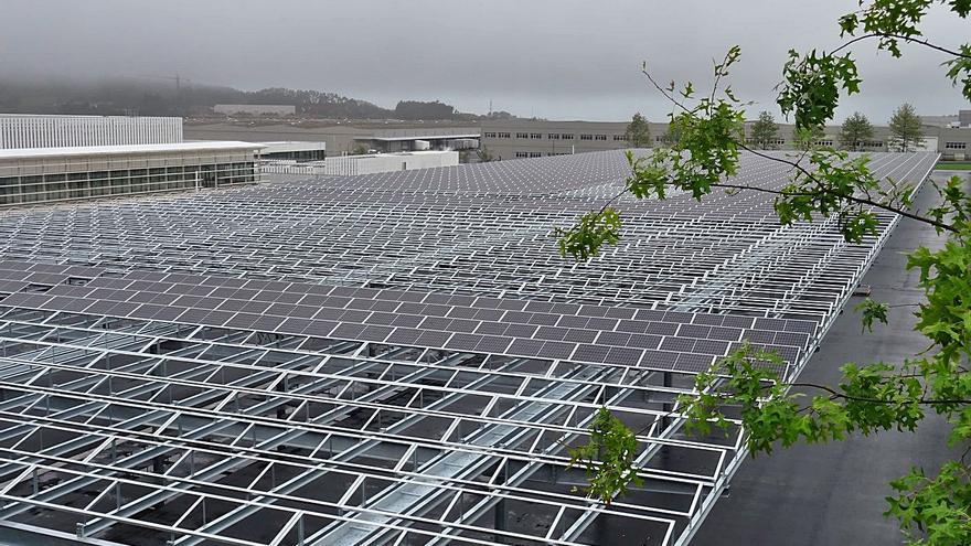 Arteixo lleva a pleno la reducción de tasas para invernaderos y placas solares