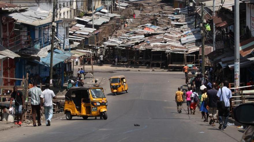 Una niña muere tras ser violada en grupo en Liberia