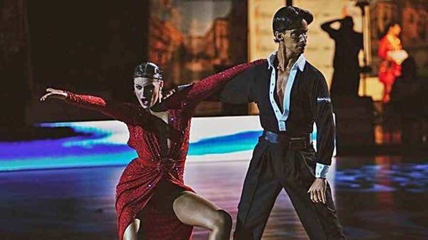 Quatre títols, una plata i un bronze als estatals llatins per al Royal Dance
