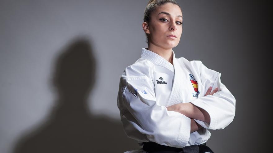 Marta García, a lograr con España entrar en la final del Europeo