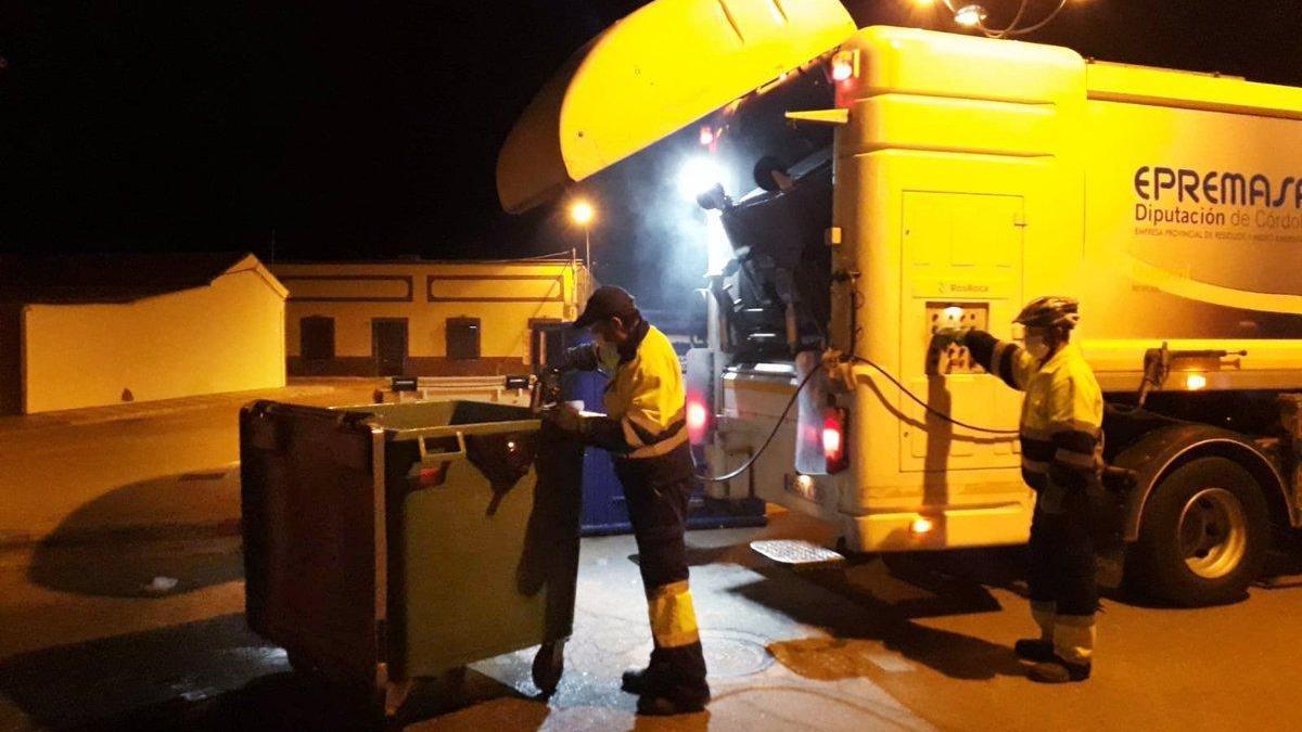Critican las condiciones laborales en subcontratas de Epremasa en Baena