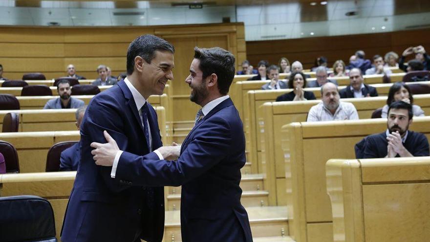 """Fagúndez ensalza la """"protección del Gobierno"""" a empresarios y agricultores de Zamora"""