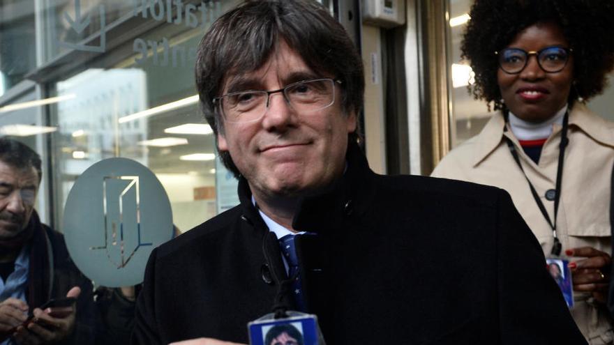 Puigdemont desvela un vídeo que grabó en octubre de 2017 por si era detenido