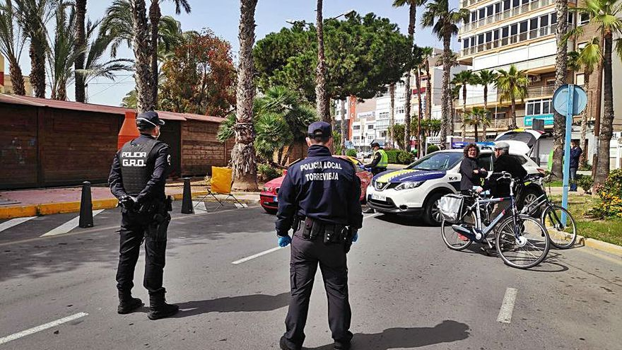 La Policía Local contará con radares fijos para el control de velocidad en Torrevieja
