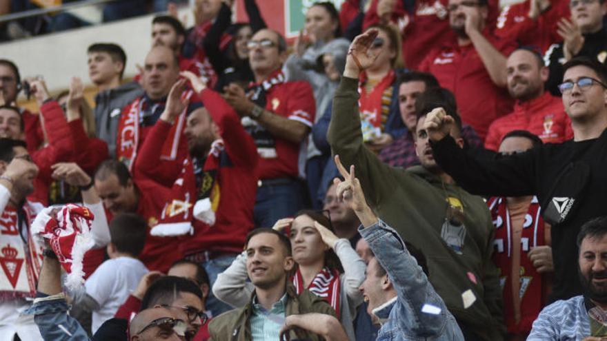 El Real Murcia lanza un nuevo abono para los seis partidos de la primera fase