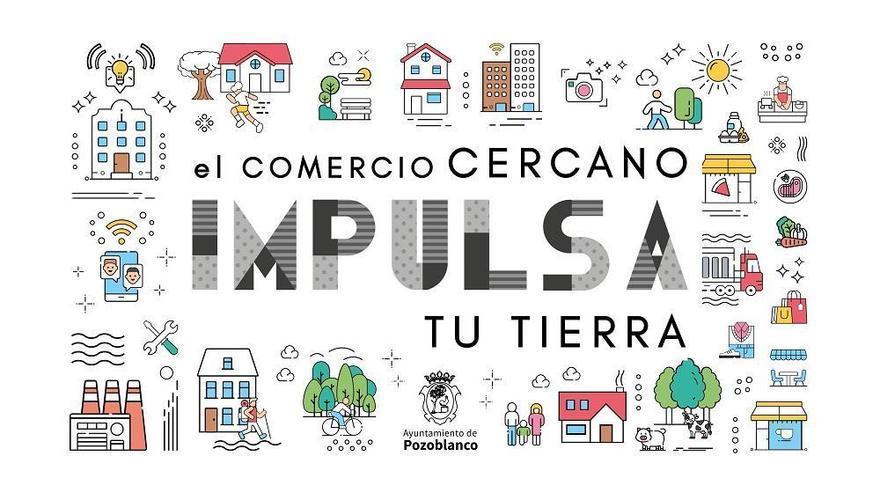 El Ayuntamiento de Pozoblanco lanza una campaña de promoción del comercio local de cercanía