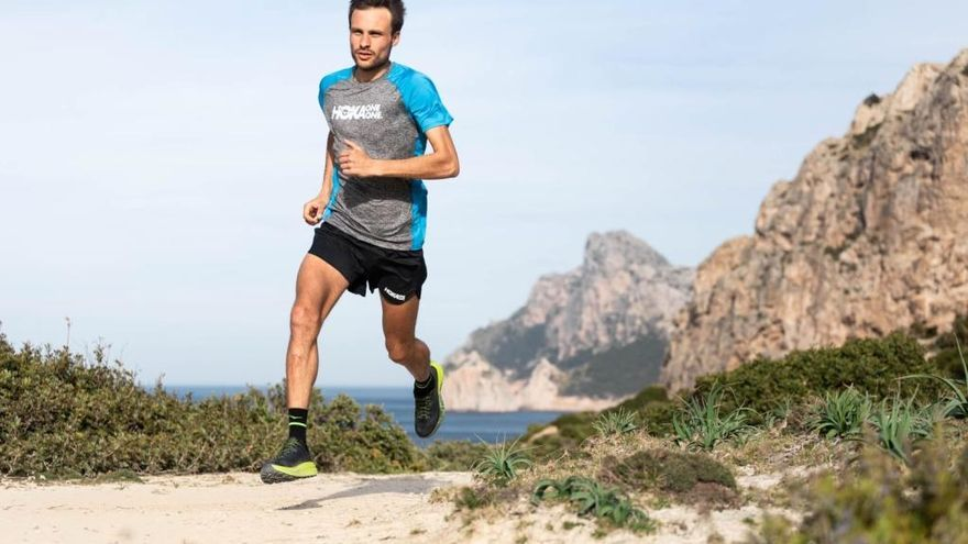 Thibaut Garrivier, héroe en 2019, regresa de nuevo a La Palma