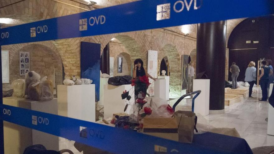 La educación de Oviedo se congela: sin calefacción en la Escuela de Artes Plásticas