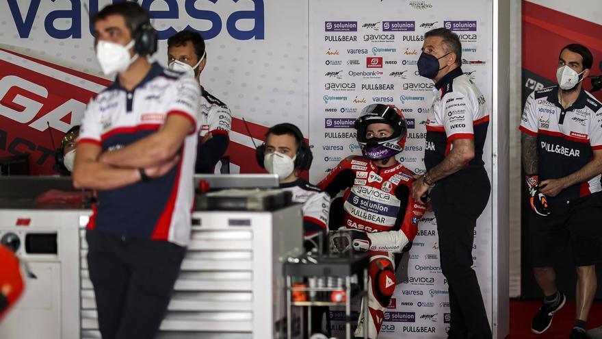 Cuarto puesto para Sergio García Dols en el arranque del Gran Premio de Portugal