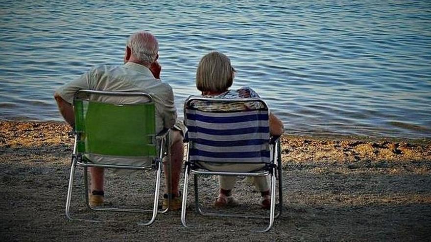 Un jubilado vasco recibe 361 euros más que un pensionista de Balears