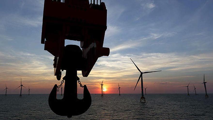 Iberdrola, líder mundial en el desarrollo de la energía eólica marina