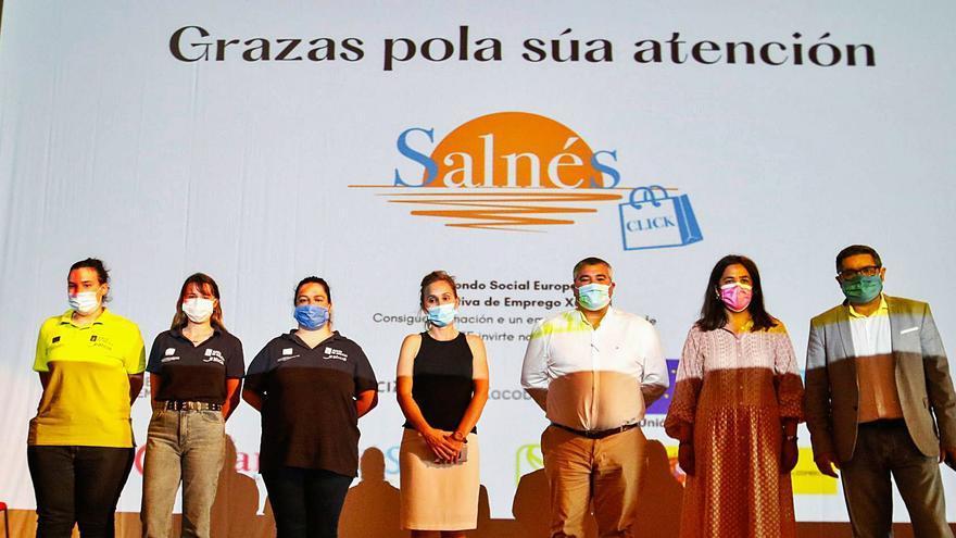 La Mancomunidade redobla la apuesta para una mayor promoción de SalnesClick