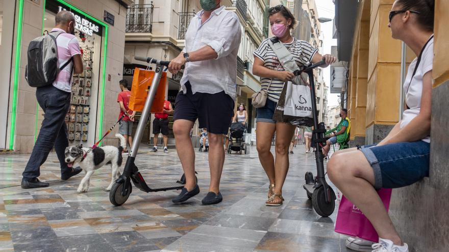 El centro de Cartagena vuelve a respirar con la puesta en marcha de 13 comercios
