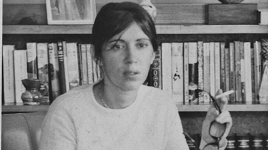 'Soy éxodo y llegada' recogerá poemas de la madurez de Natalia Sosa Ayala