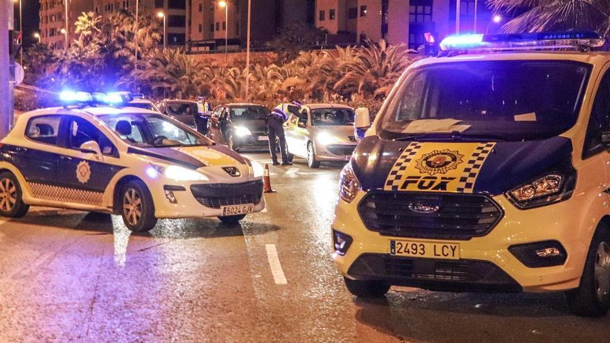 Desalojan a un hombre que se negaba a irse de una casa de apuestas en Alicante