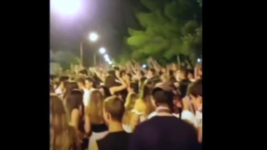 Polizei-Strategie begünstigte Massenansteckungen auf Mallorca
