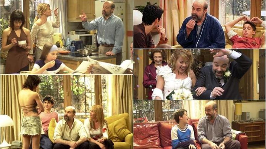 Diez años de 'Los Serrano': Así han cambiado sus protagonistas