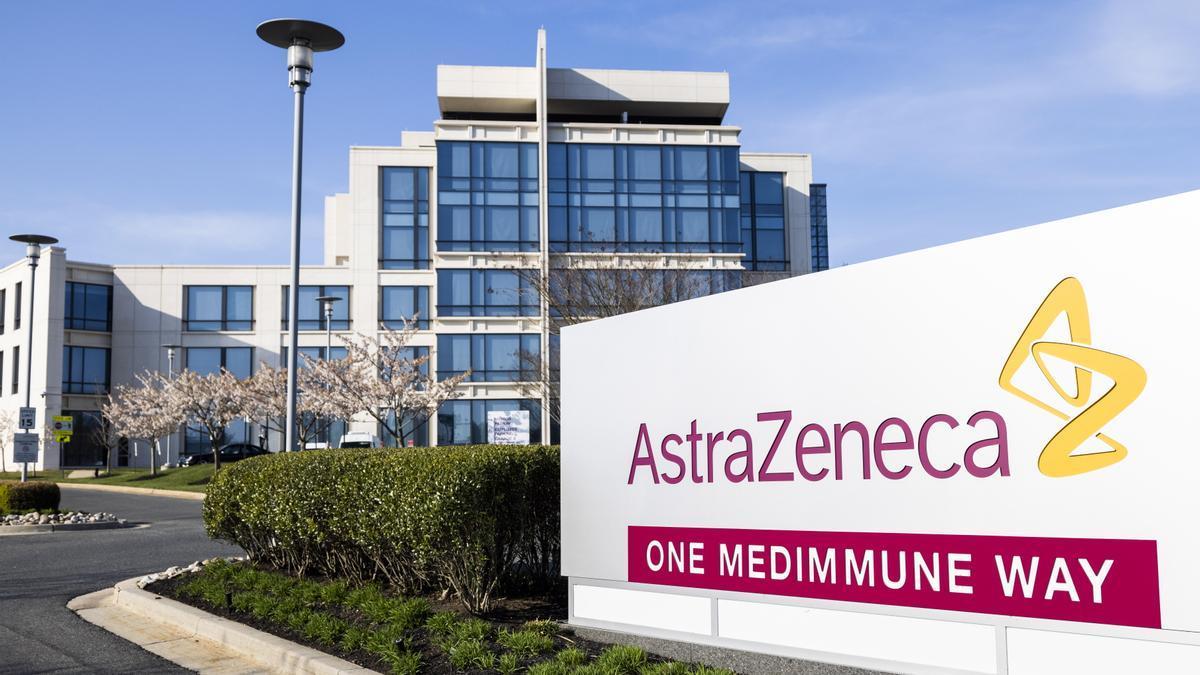 Una de las sedes de Astrazeneca.