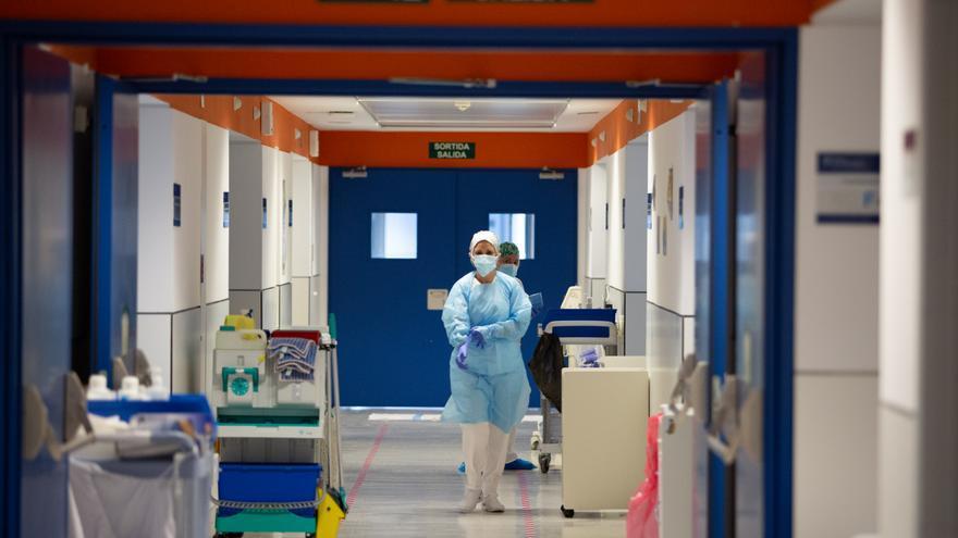 Los casos de covid en Ibiza y Formentera bajan un 7% en 24 horas y se sitúan en 134