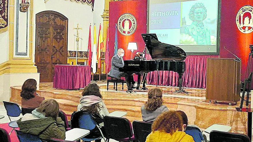 250 aniversario del nacimiento de Beethoven