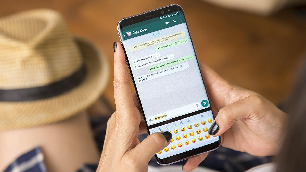 La función podrá activarse en todos los chats, incluidos los de grupo.