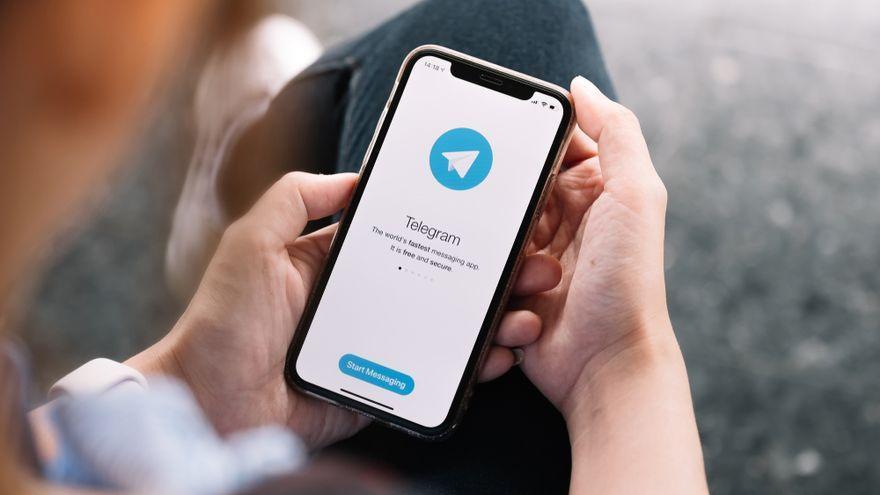 Telegram ja permet videotrucades grupals a un màxim de 30 persones