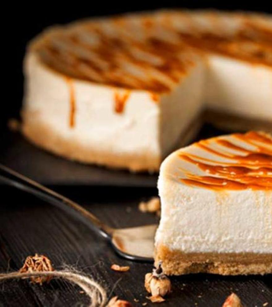 Cómo se hace esta deliciosa tarta de queso al microondas y en cinco minutos