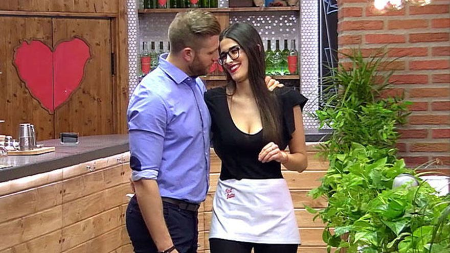 Lidia Torrent sustituye a Matías Roure por el ex de Lara Álvarez, Jaime Astrain