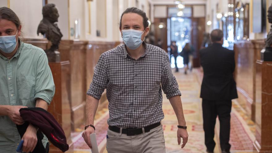 Podemos formaliza su denuncia contra García Egea por cohecho, que conlleva penas de cárcel