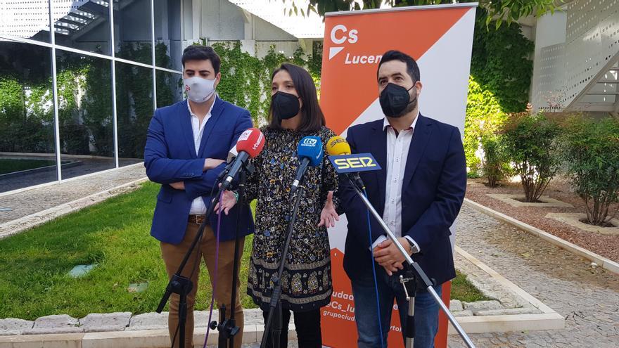 Ciudadanos llevará a los ayuntamientos andaluces la moción aprobada en Lucena para recuperar las ferias