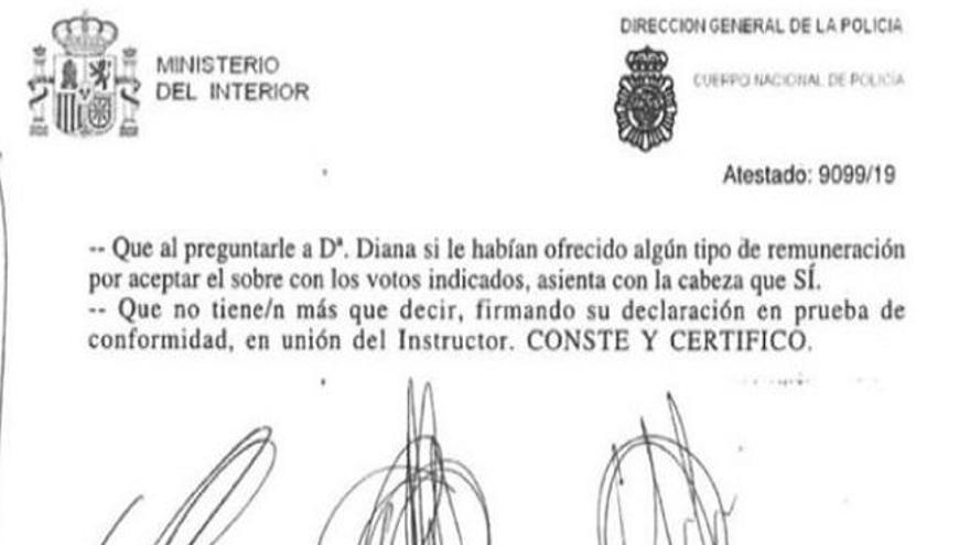 La Policía Canaria denuncia el reparto de papeletas del PSOE en Guía de Isora en la jornada de reflexión